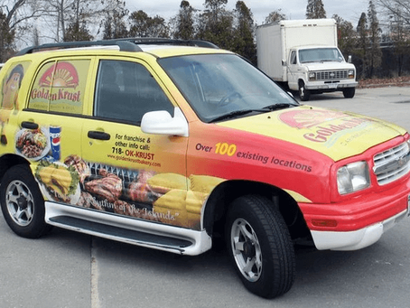 Top 5 Marketing Benefits of Vehicle Graphics in Florida