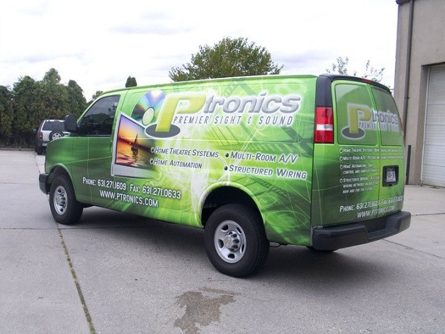 Vehicle wraps in florida