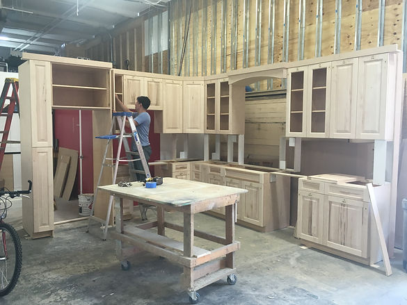 making of scenic studio
