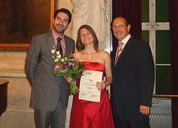 Preisträgerin Klassik Mania Wien