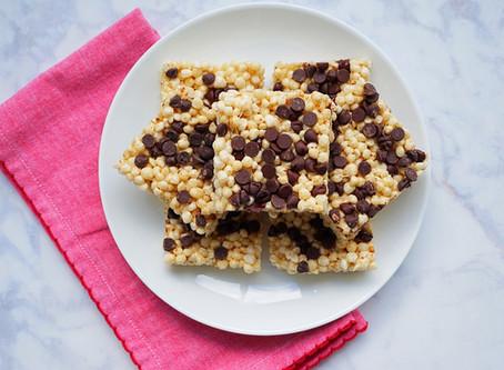 Quinoa Crispy Treats