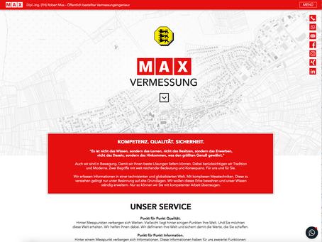 Max Vermessung