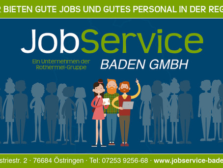 Jobservice baden gmbh