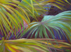 PALM FRONDS