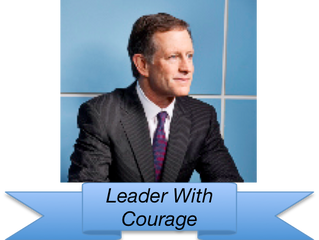 Michael Small, a Leader With Courage -- Part II of Our Conversation With Him