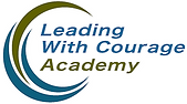 Leading with courage academy logo croppe
