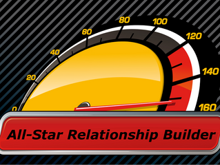 Effective Leader With Courage Quality #2 (of 4):  Being An All-Star Relationship Builder