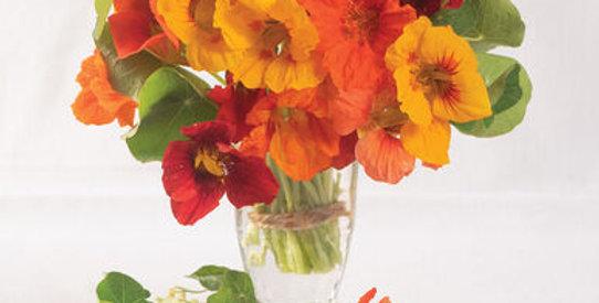 Flowers- Nasturtiums