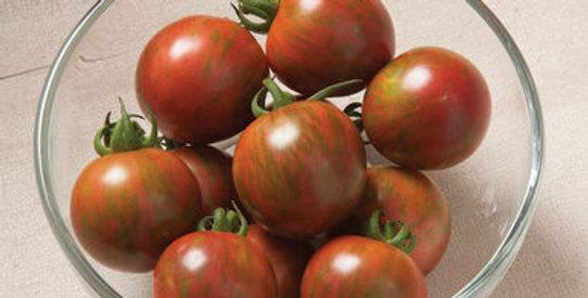 Cherry Tomato- Purple Striped