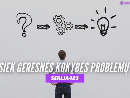 Serija #423 Žinai kokia tavo PROBLEMA? 🤬