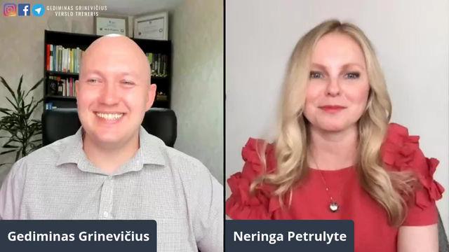 Ko reikia sėkmei mlm versle ir pagundos pakeliui į sėkmę? su Neringa Petrulyte
