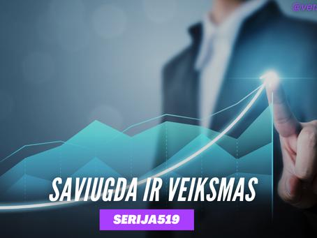 Serija #519 | 1-1 santykis tinklinio marketingo versle 🧨