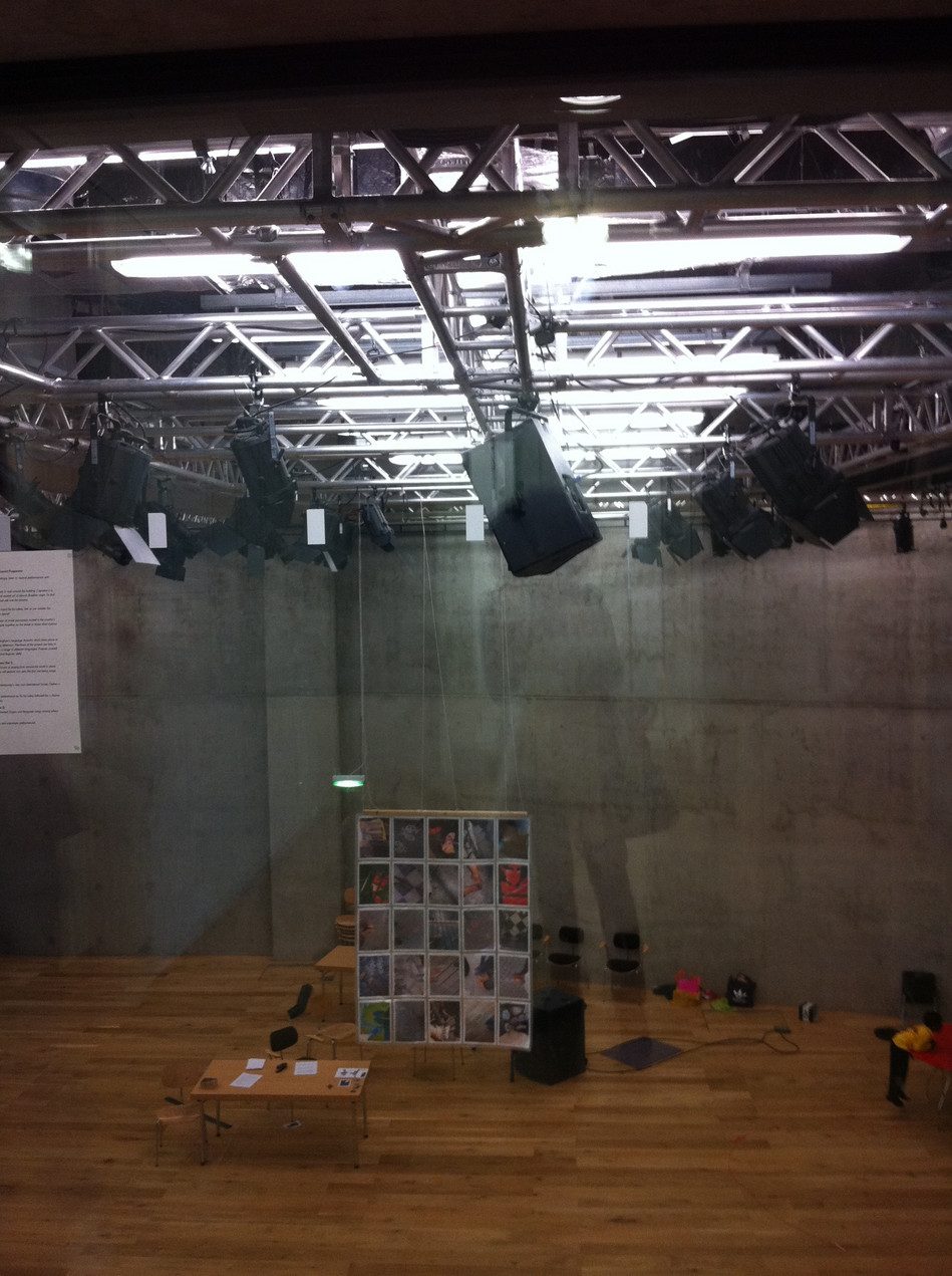 @ Nottingham Contemporary - Refugee week exhibition 2011
