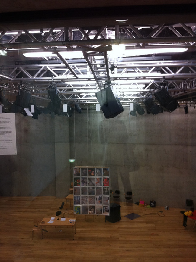 @ Nottingham Contemporary - Refugee week exhibition 2011