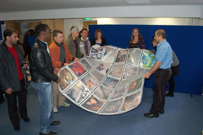 Nottingham Library - Language Café with Refugees