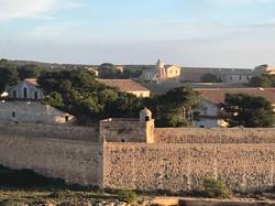 Lazareto Puerto de Maó
