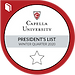 capella president-s-list badge-winter-20
