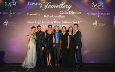 Private Jewellery Gala Dinner