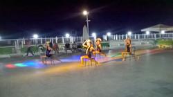 Spettacoli in riva al mare