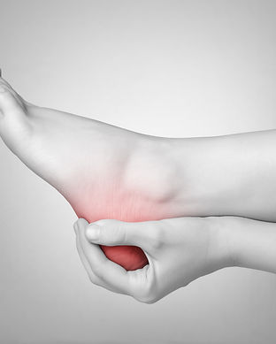 Foot and ankle pain management