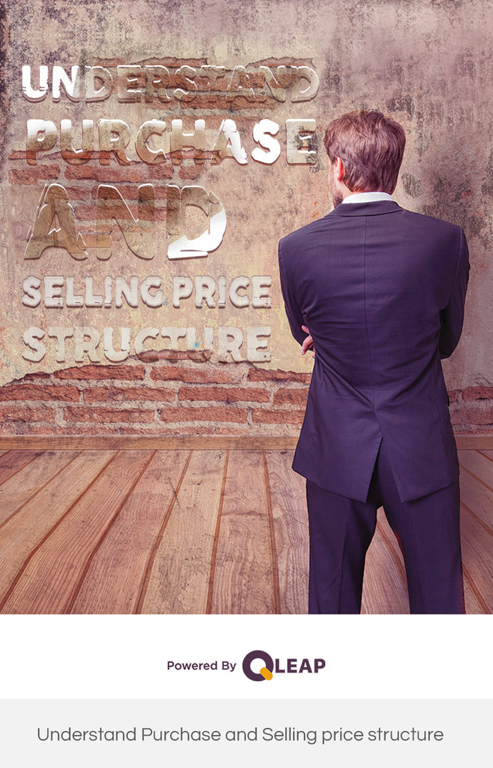 Understand Purchase and Selling price st