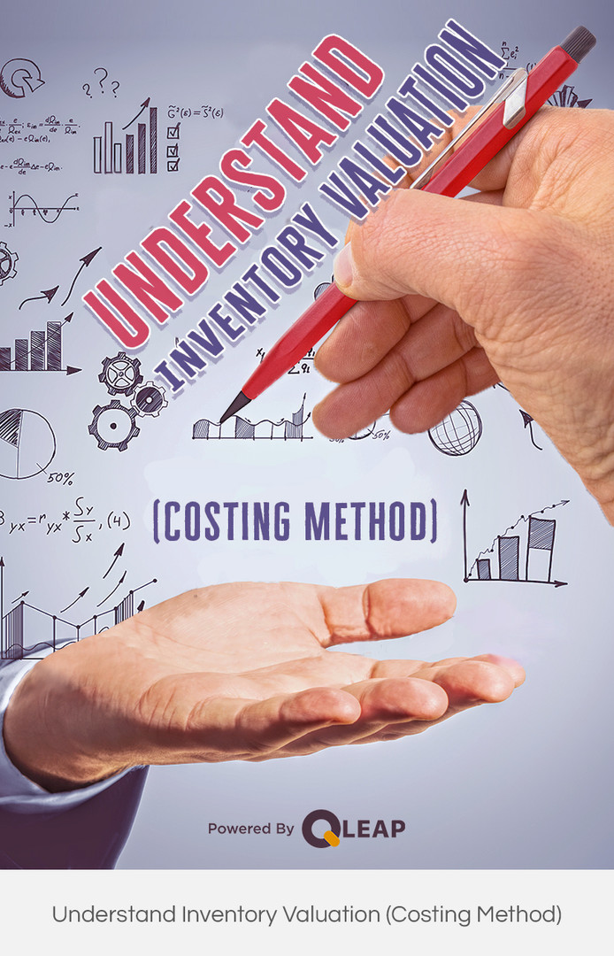 Understand Inventory Valuation (Costing