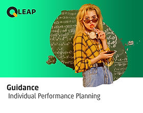 Guidance Individual Performance Planning