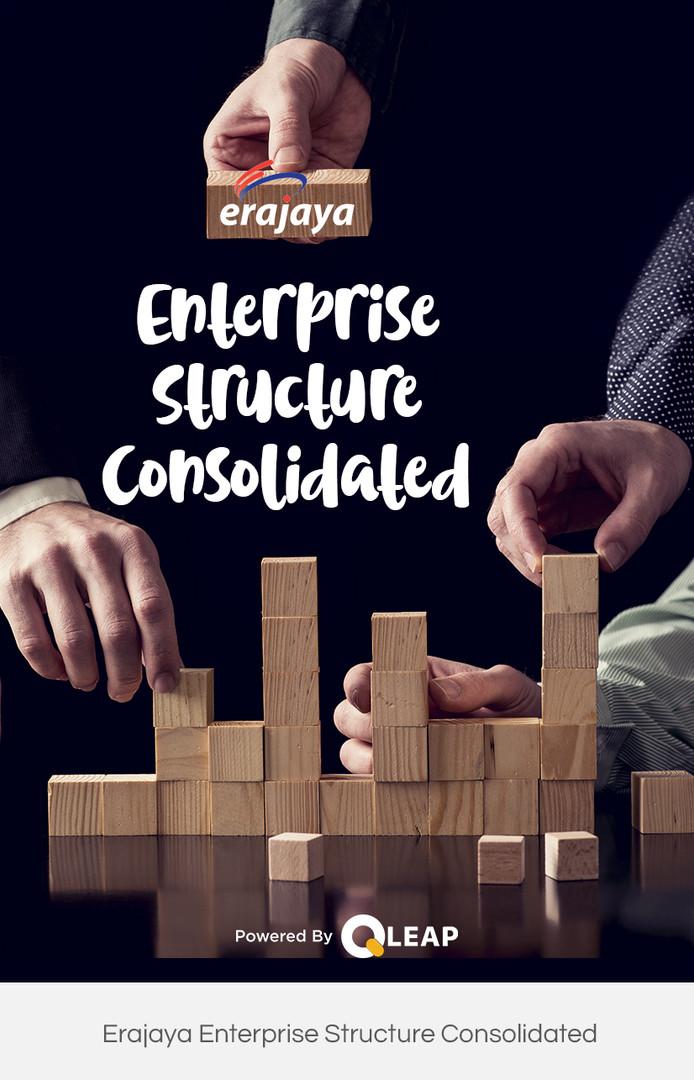 Erajaya Enterprise Structure Consolidate