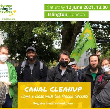 Celebration CleanUp: register here!