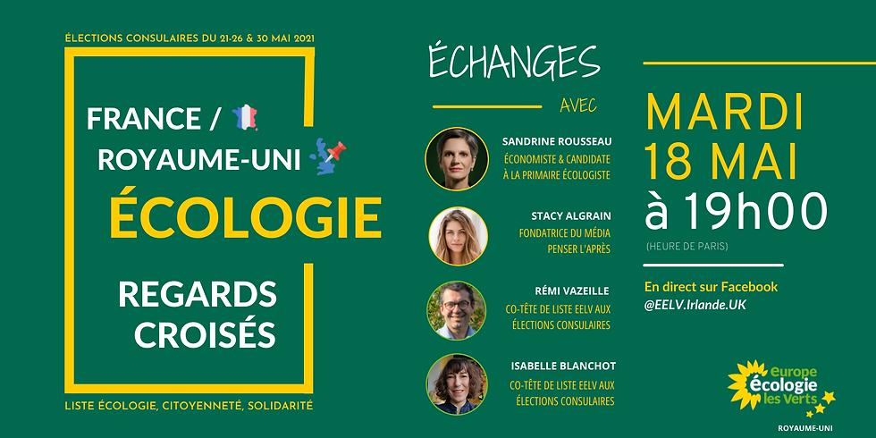 France/Royaume-Uni Ecologie: Regards Croisés