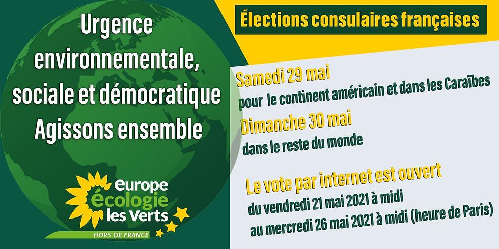 Elections consulaires: Vote en présentiel