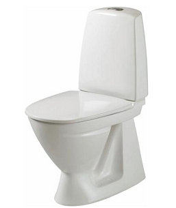 WC-stol IFÖ VIT STANDARD