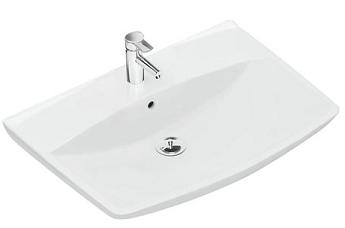 Tvättställ IFÖ VITT SPIRA