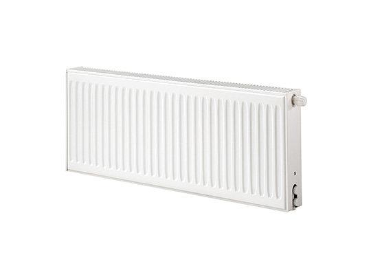 Framdragning och installation radiator