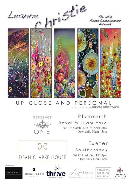 Art Source UK Major Easter Exhibition in Plymouth & Exeter