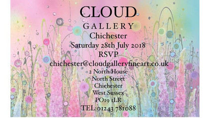 CLOUD GALLERY EXHIBITION