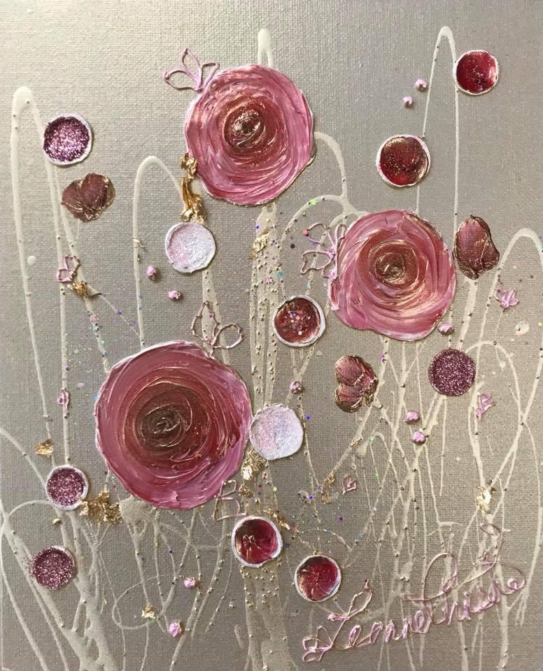Sprinkle Of Roses