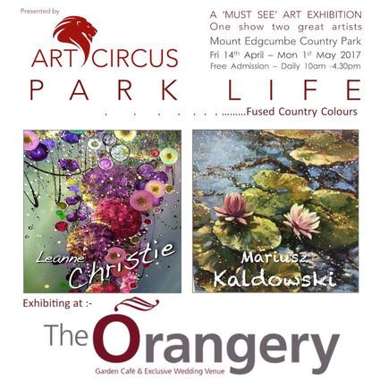 Exhibition -14 April– 1 May 2017· The Orangery Garden Café · Torpoint