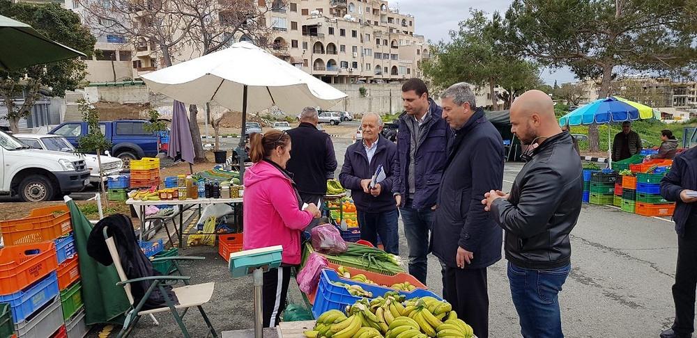 Συνεργατισμός - Λαϊκή αγορά Πάφου