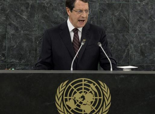 Ομιλία ΠτΔ σε ΟΗΕ