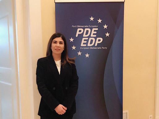 Συνέδριο Ευρωπαϊκού Δημοκρατικού Κόμματος (EDP)