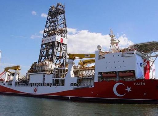 Κυπριακό - Παράνομες τουρκικές γεωτρήσεις