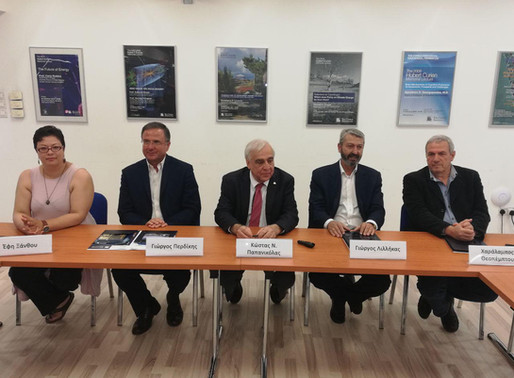 Συνάντηση Λιλλήκα, Περδίκη και υποψ. Ευρωβουλετών με εκπροσώπους Ινστιτούτου Κύπρου