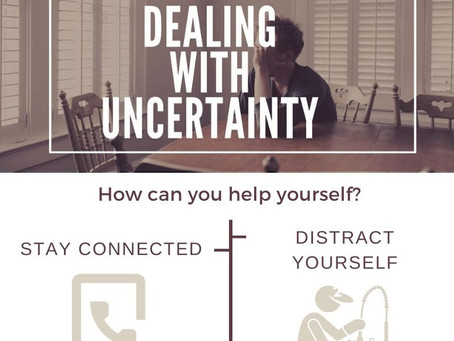 Dealing with uncertainty