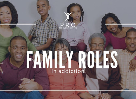 Family roles in addiction.