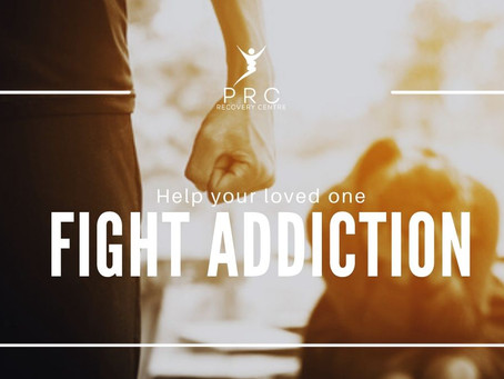 Help your loved one fight addiction.
