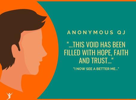 Testimony: Anonymous QJ