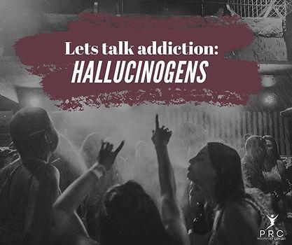 Hallucinogens, LSD, Acid, PCP, DMT