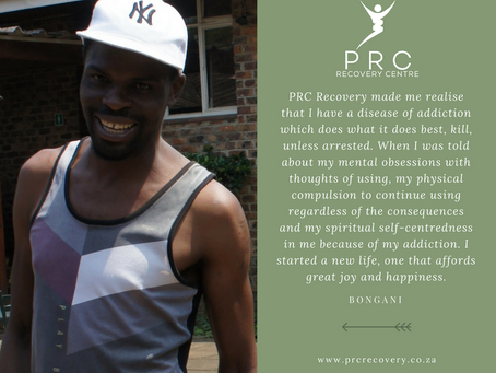 I started a new life with the help I found at PRC Recovery