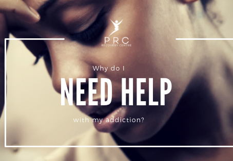 Why do I need help with my addiction?